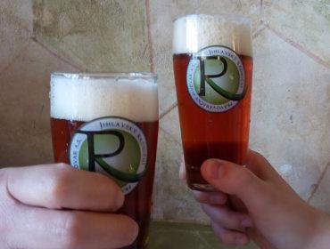 Rathaus-Brauerei in Iglau