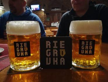 Riegrovka brewery
