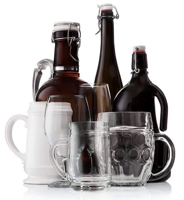 Kvalitní pivní sklo s potiskem