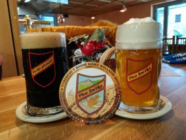 The Pecký brewery