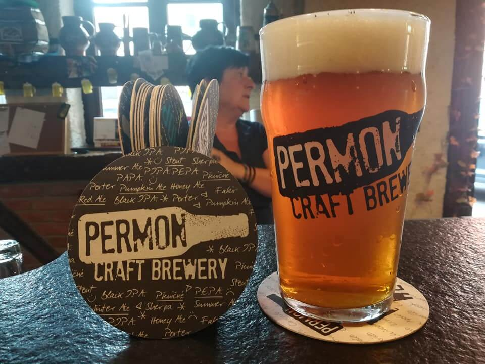 The Permon brewery